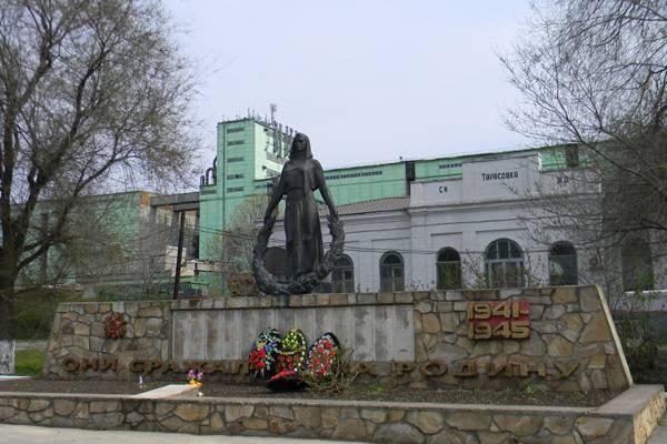 В начале мая на Дону появятся три новых территории воинской доблести