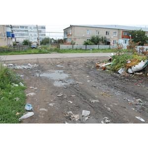 Активисты ОНФ в Мордовии выявили несанкционированную свалку в селе Кочкурово