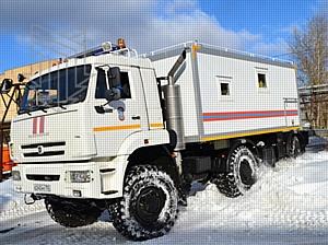 Смотрины для машины: Новый российский Вездеход МПЗ