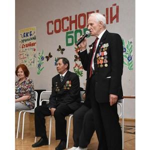 Патриотический десант ветеранов ЗиКа