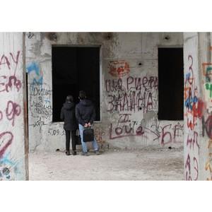 Активисты ОНФ провели очередной рейд по опасным недостроям и заброшенным объектам Нальчика