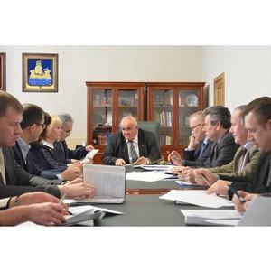 Костромские активисты ОНФ обсудили с губернатором проблемные вопросы региона