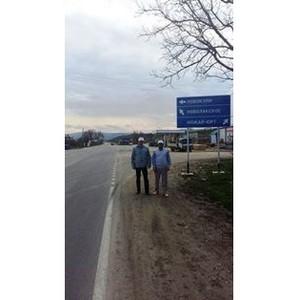 Активисты ОНФ обследовали аварийно-опасный участки дороги в дагестанском Новокули