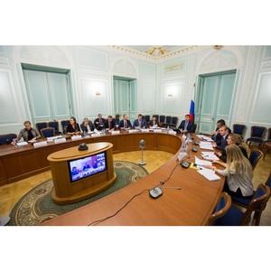 ¬заимодействие с оргкомитетом онкурса Ђ–егионы Ц устойчивое развитиеї  обсудили регионами —«'ќ.
