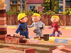 Спецвыпуски любимого мультфильма «Боб Строитель» на телеканале JimJam