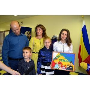 Выборы на Дону — праздник семейный