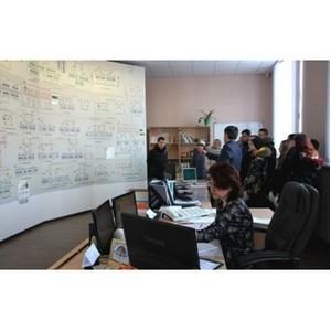 Рязанские школьники посетили энергообъекты филиала «Рязаньэнерго»
