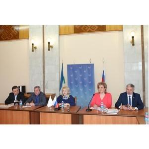 В Башкортостане состоялось расширенное заседание регионального штаба ОНФ
