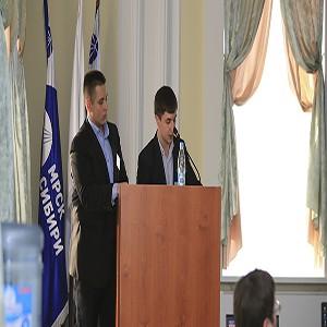 В Совете молодежи Омскэнерго – новый лидер