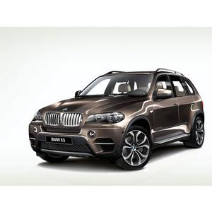 BMW X5 с преимуществом в 125 000 руб. в БорисХоф