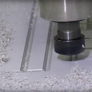 Новая услуга Алюминстрой - фрезеровка композита
