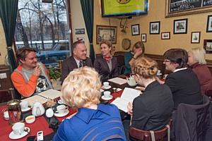 Компания Lely Rus укрепляет взаимоотношения с лидерами агропрессы