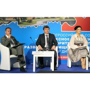 Президент НП «СРО Альянс строителей» принял участие во Всероссийском совещании Минрегиона