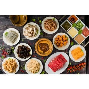 43 ингредиента на выбор: ресторан ЂЌихаої приглашает на самовар по-китайски