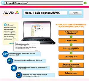 B2B-������ Auvix �������� �������