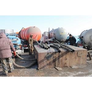 Амурские активисты ОНФ настаивают на строительстве сливной станции ЖБО в нежилой зоне Благовещенска