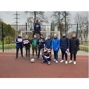 «Молодежка ОНФ» провела муниципальный этап акции «Уличный красава»