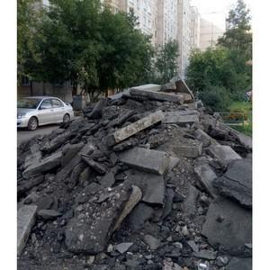 ОНФ держит на контроле реализацию проекта «Формирование комфортной городской среды» в Алтайском крае