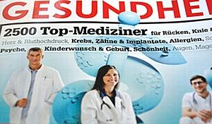 """Врачи IMCC снова вошли в рейтинг лучших врачей года журнала """"Focus"""""""