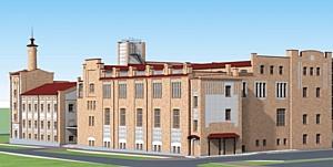 Реставрационные работы на комплексе зданий пивзавода Суркова планируется начать уже летом