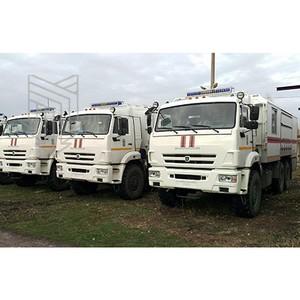 Аварийно-спасательные машины производства ЗАО «МПЗ» — от Пятигорска до Хабаровска