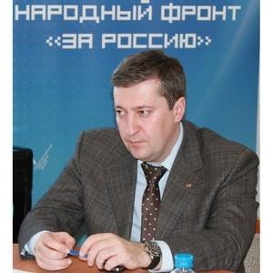 Сопредседатель пермского штаба ОНФ принял участие в выборах депутатов Госдумы