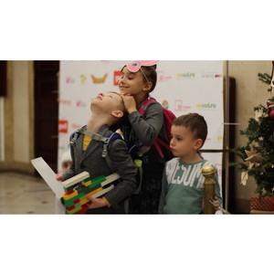 Благотворительные елки «Новогодние приключения в Долине Монсиков»