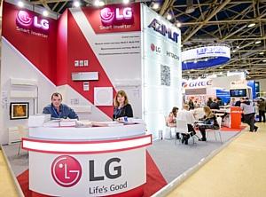 """LG Electronics представила продуктовую линейку 2016 года на выставке """"Мир климата"""""""