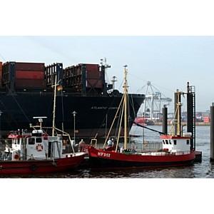 Россия в рейтинге важнейших внешнеторговых партнеров Гамбургского порта.