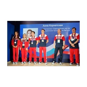 На церемонии награждения в Доме болельщиков в Баку отметили успехи спортсменов из Астрахани