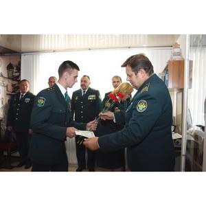 Ярославская таможня отметила 28-ю годовщину со дня образования