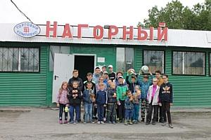 Активисты ОНФ на Камчатке провели развивающее мероприятие для детей из поселка Нагорный