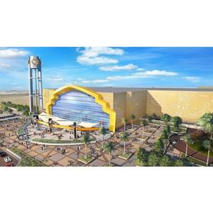Warner Bros. открывает тематический парк на острове Яс в Абу-Даби