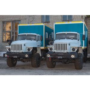 В Воронежэнерго - новая автотракторная и специальная техника