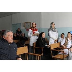Активисты дагестанского ОНФ провели мониторинг социальных объектов в Левашинском районе