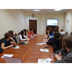Блогерам рассказали о новом электронном сервисе ПФР «Личный кабинет застрахованного лица»