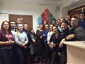 Организаторы донорского движения Москвы соберутся на дружескую встречу
