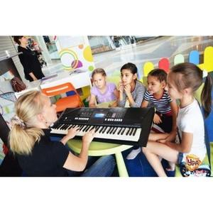 Клуб «Ура» в ТРЦ «Аура» приглашает детей на занимательные мастер-классы