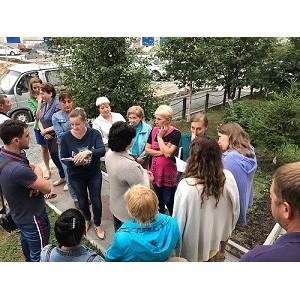 ОНФ в Югре контролирует реализацию проекта «Комфортная городская среда» в Сургуте
