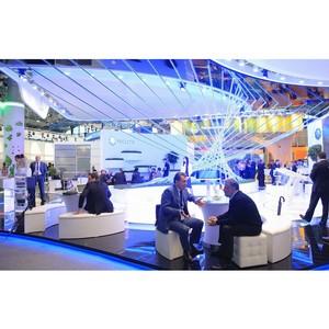 Подведены итоги работы Петербургского международного экономического форума 2014