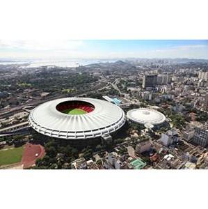 На крупнейшем стадионе Estadio do Maracana болельщики и спортсмены почувствую комфорт от Isover