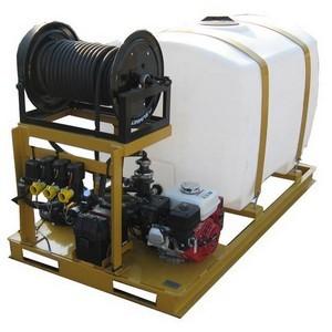 Гидропосевное оборудование TurboTurf и его новое амплуа
