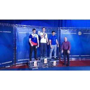 Студент вуза представит Россию на чемпионате мира по армрестлингу