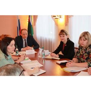 Судебные приставы и вопросы взаимодействия с ФСС и Народным фронтом