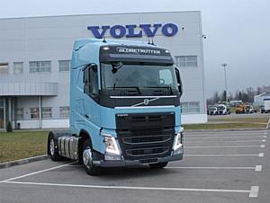 Volvo FH 4x2 с пакетом Active Safety поставлен в автопарк компании «Эквант»