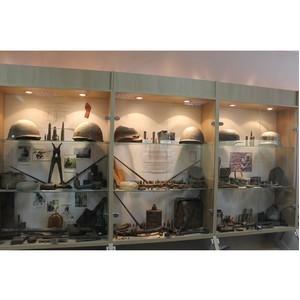 По инициативе активистов ОНФ в музее воронежской школы №94 открылась новая экспозиция