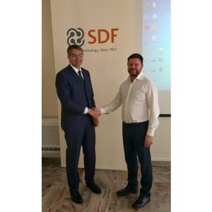 """Холдинг """"Солнечные продукты"""" и группа SDF заключили Соглашение о стратегическом сотрудничестве"""