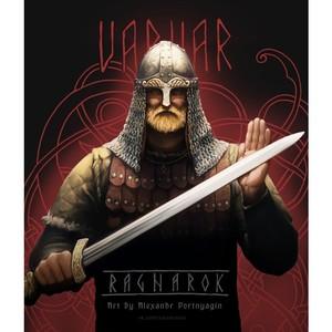 Уникальные игровые карты в лучших традициях германо-скандинавской мифологии.