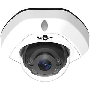 Новинка Smartec – антивандальная купольная видеокамера с 1920x1080 пикс.