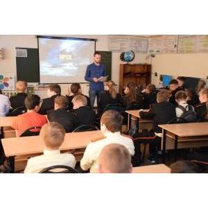 —пециалисты Ђћариэнергої напоминают юным земл¤кам об опасности электрического тока